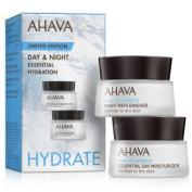 Ahava Time To Hydrate Набор Day & Night Essential Hydration Limited Edition по 15 мл.